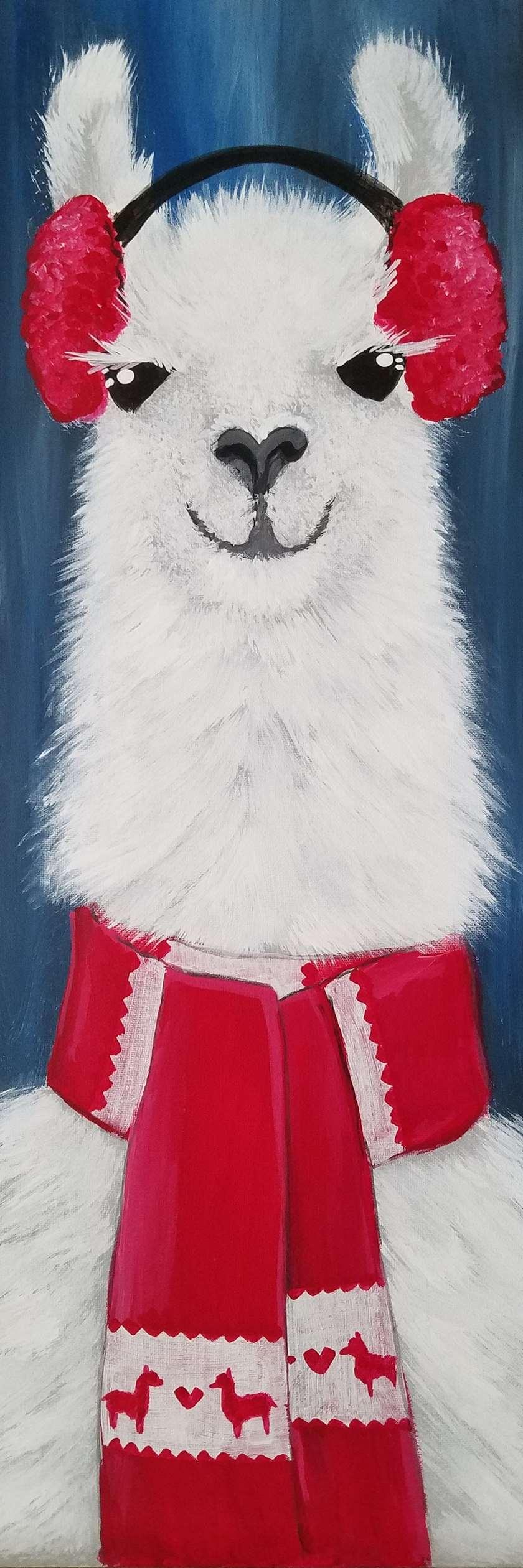 Cozy Llama