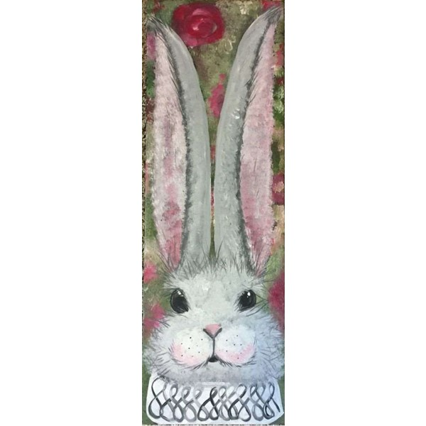 Ear-resistable Hare
