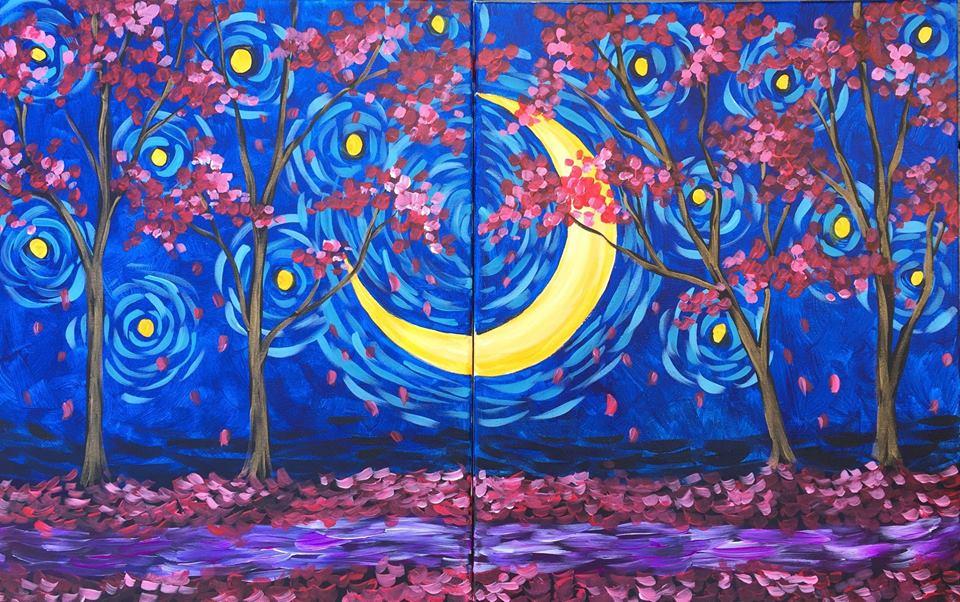 Moonlight Promenade