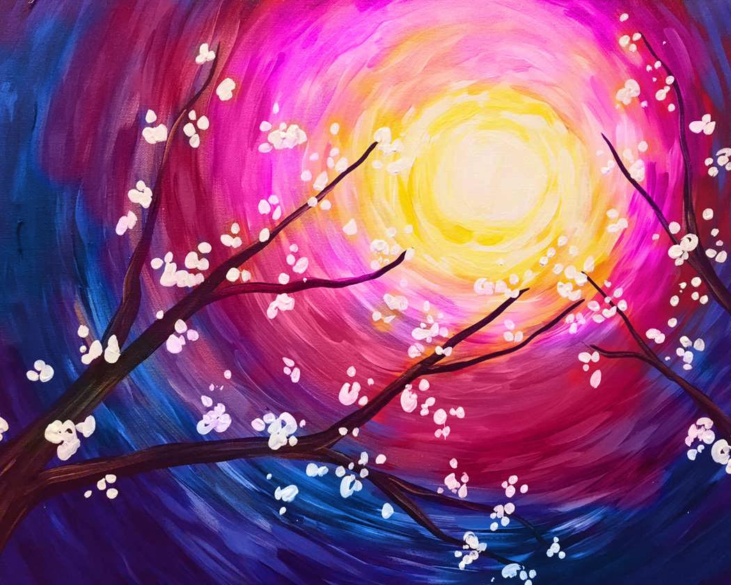 Solstice Blossoms