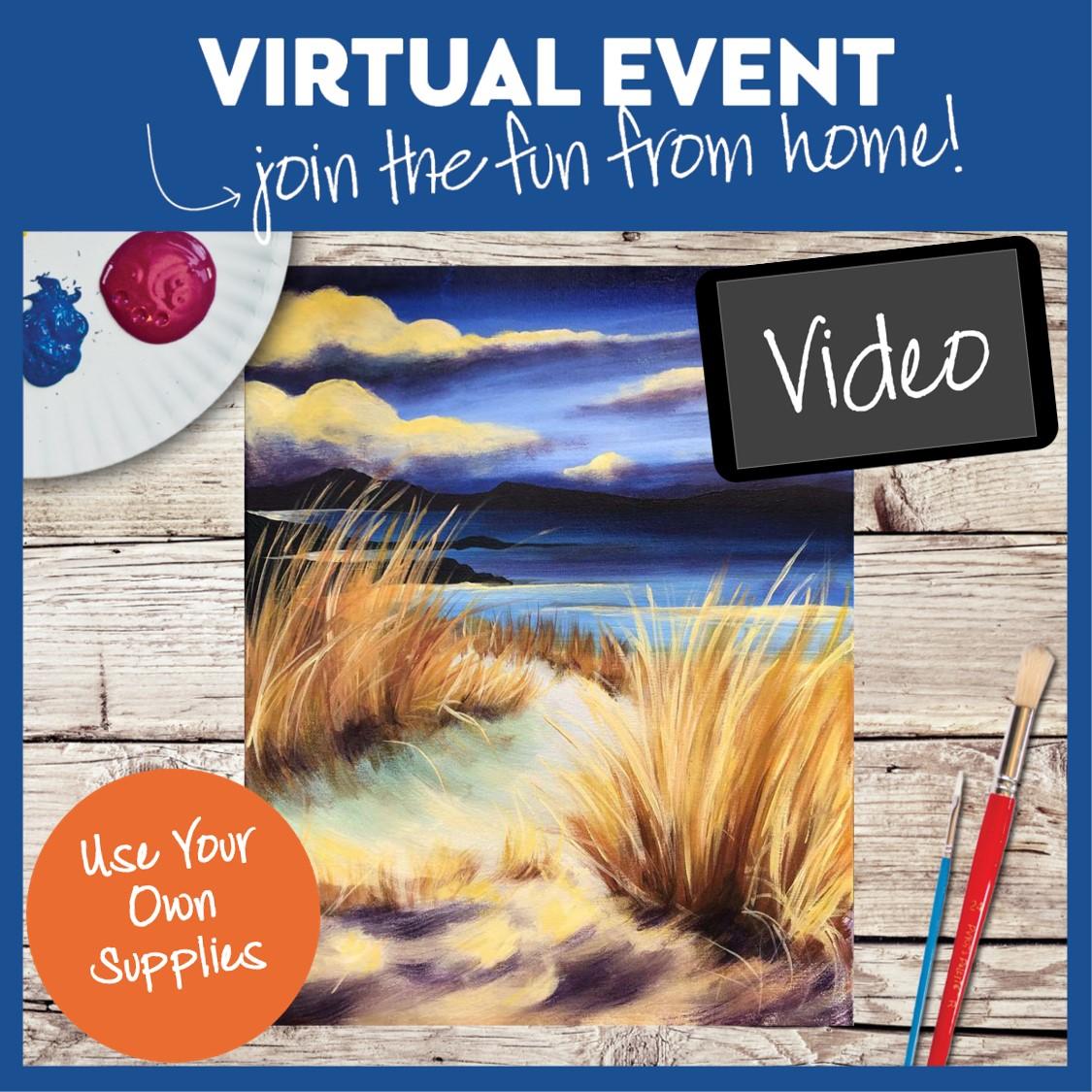 Paint & Sip Video