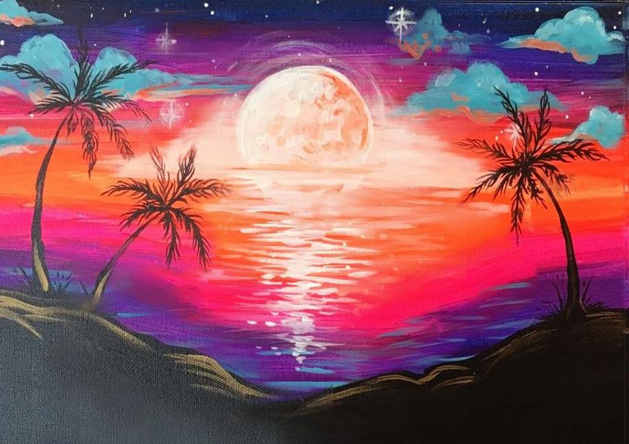 Vibrant Paradise