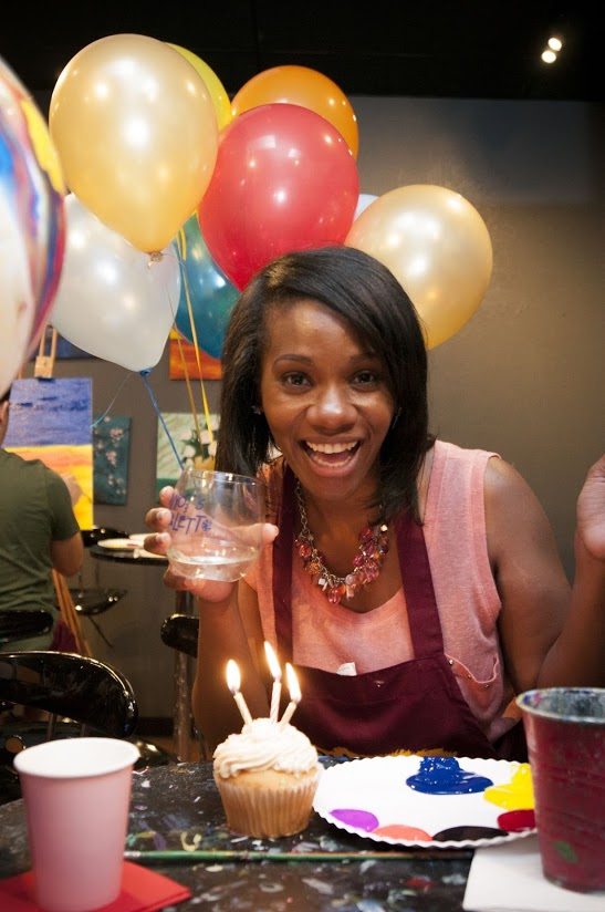 Plan Your Next Birthday With Pinot's Palette!