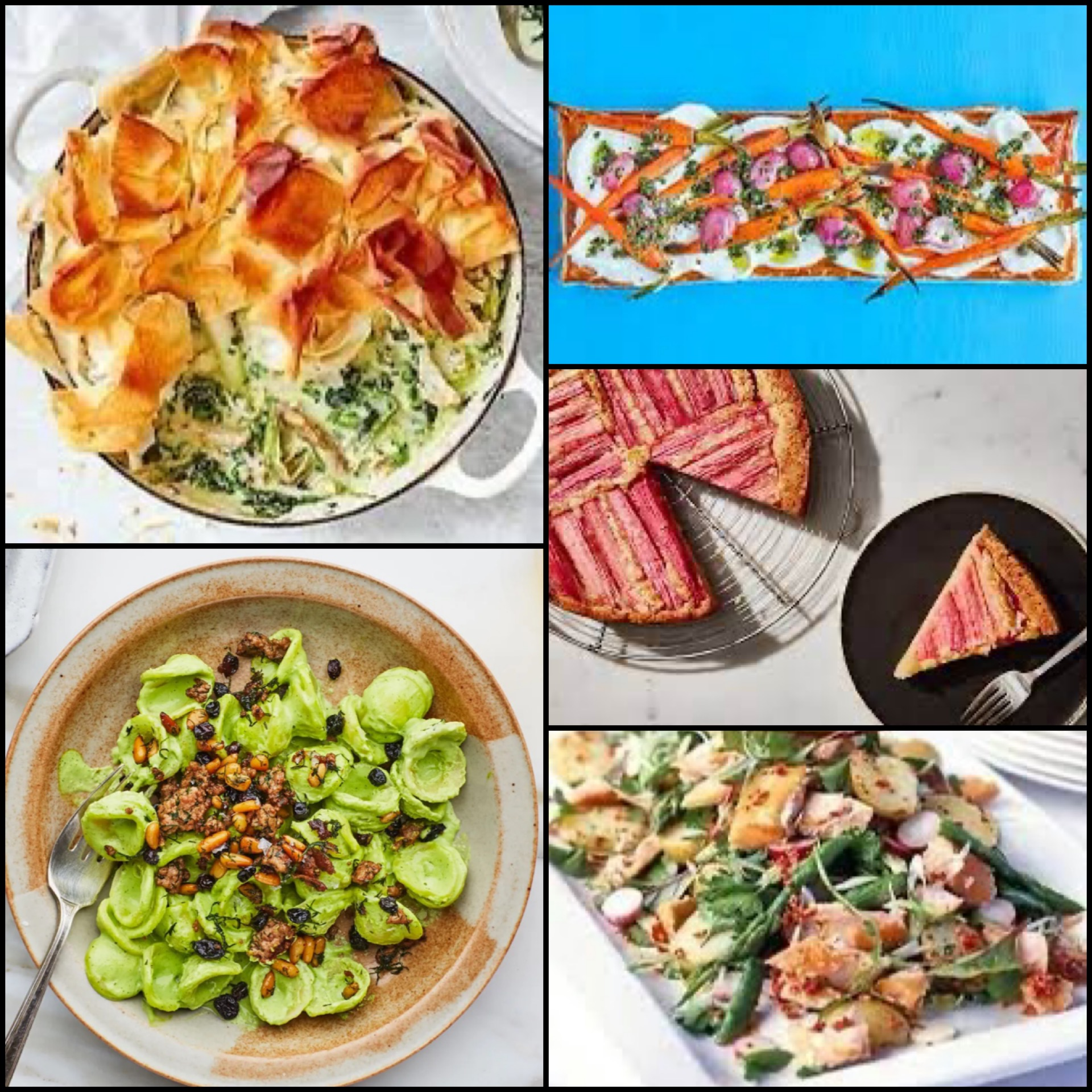 Light & Delicious Spring Recipes You'll Love!