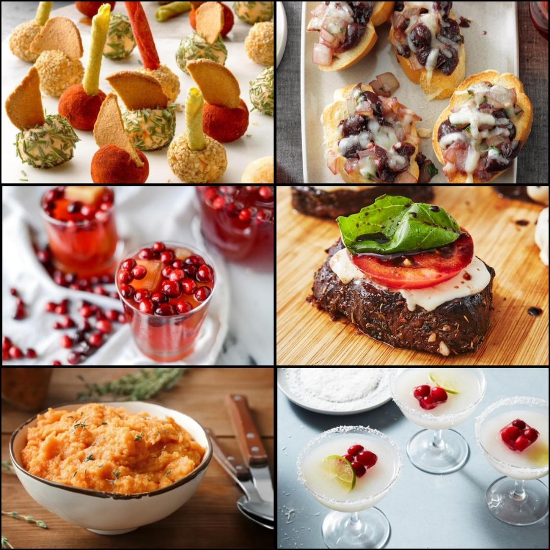 Delicious Food and Drink Recipes For The Holidays!