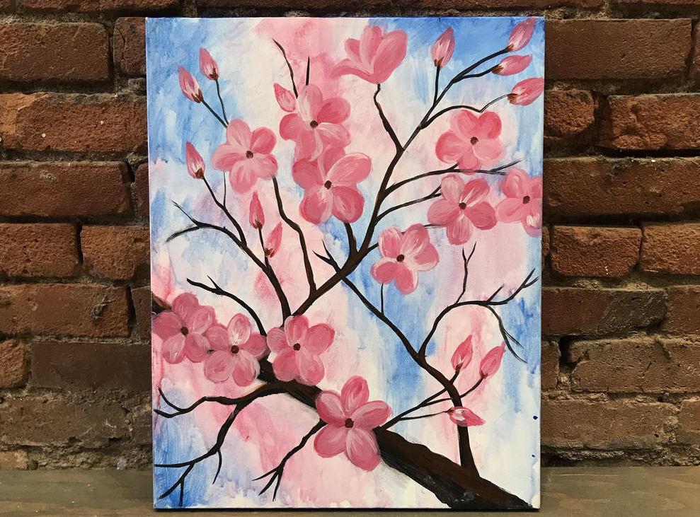 Paint It Forward In June