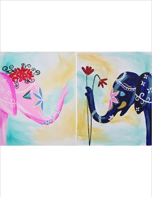 Opulent Elephant Date Night