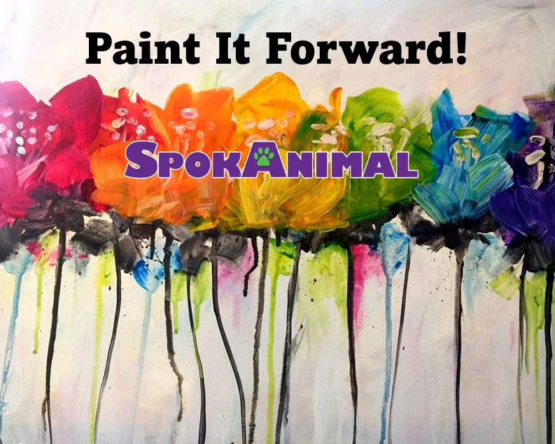 Painting It Forward!