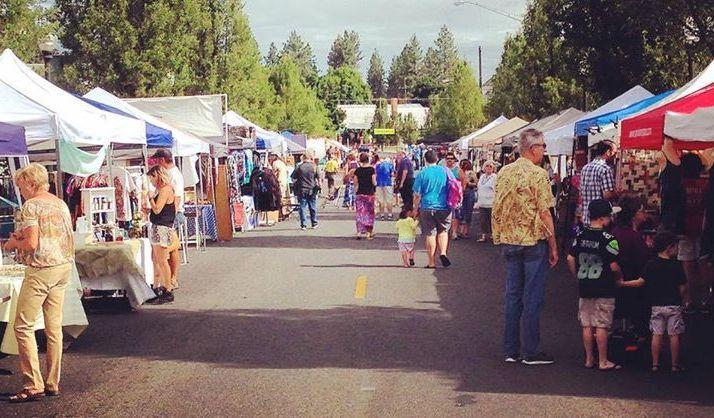 Spokane Summer Street Fairs