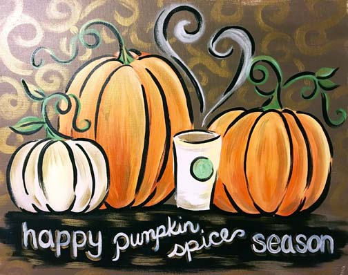 Paint & Sip With Us This September!