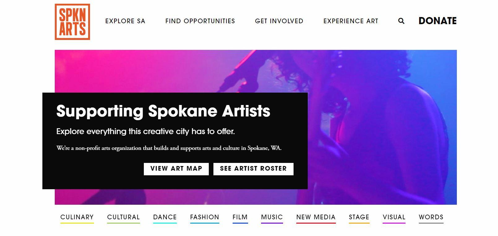 Spokane Art Life