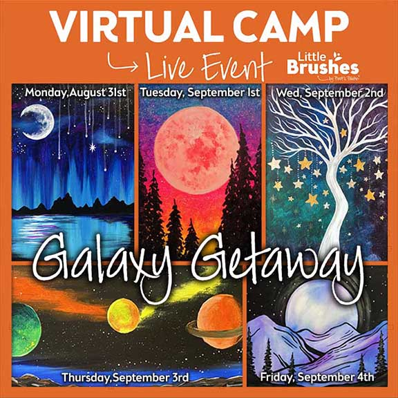 Kids' Virtual Art Camp