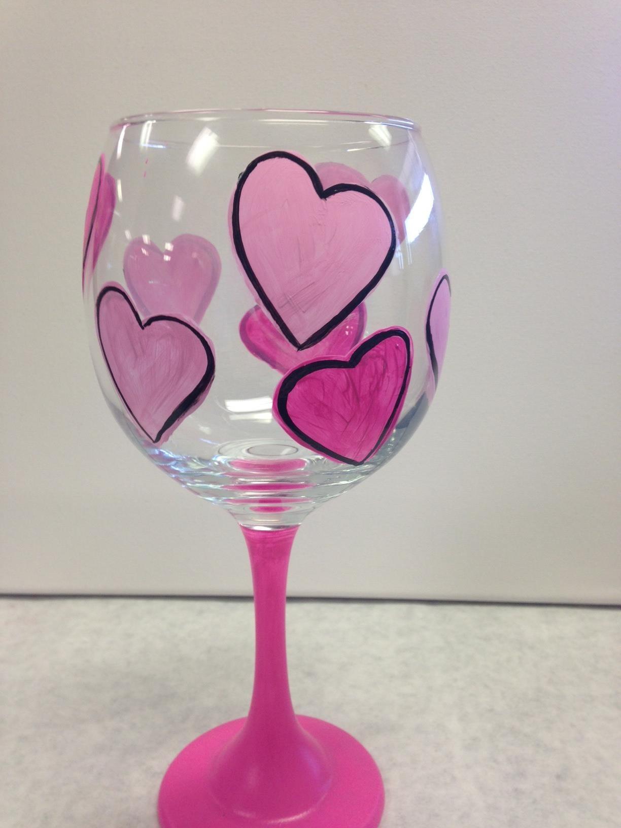 Glass Class - Heart's