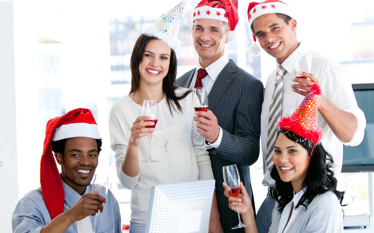 Creative Ideas for Your Work Holiday Party
