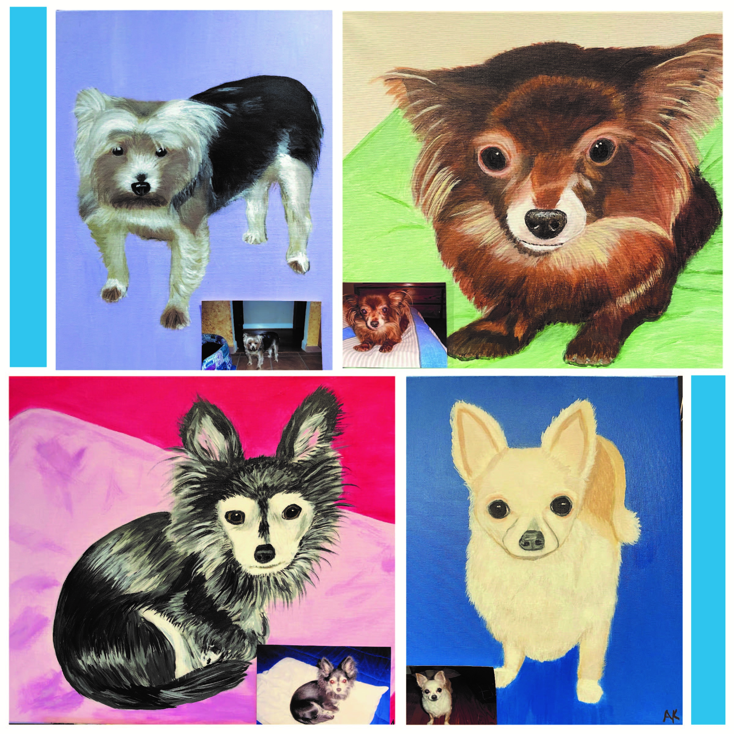 Amy's Pet Collage
