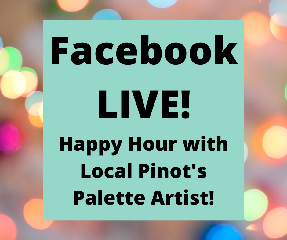 FREE Facebook LIVE Happy Hour Special