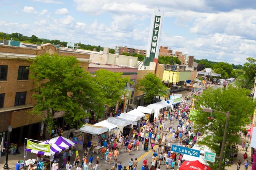 uptown art fair 2018 pinots palette art fair things to do in st Louis park