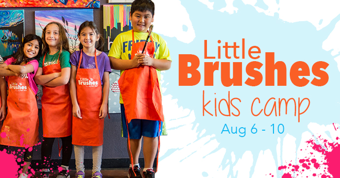 Little Brushes Kids Camp