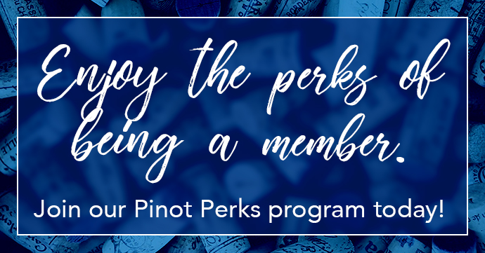 Earn corks and get perks!
