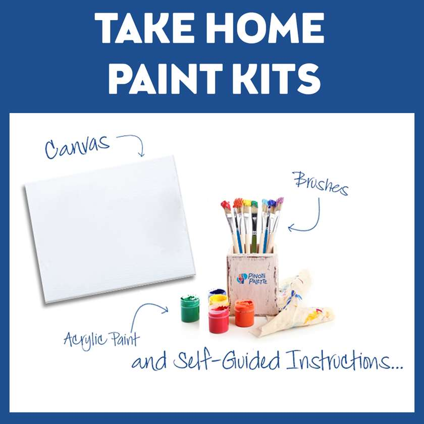 To-Go Paint Party Kits