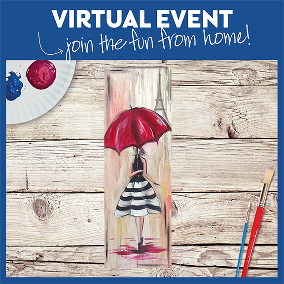 To-Go Virtual Paint Party