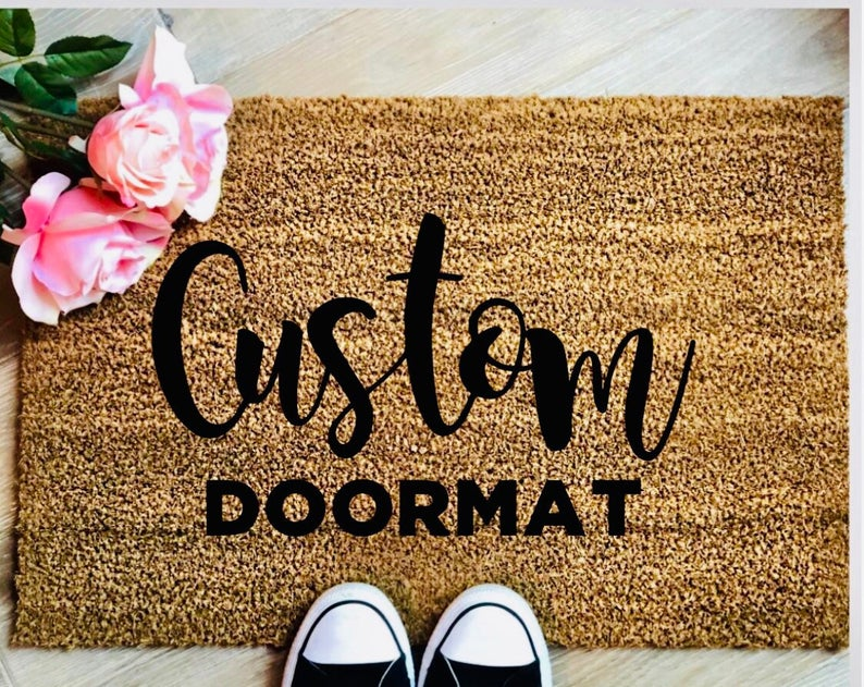 DIY Door Mat Workshop