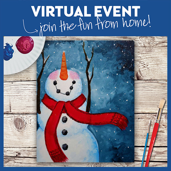 Little Brush Virtual Event. Welcome Kids!