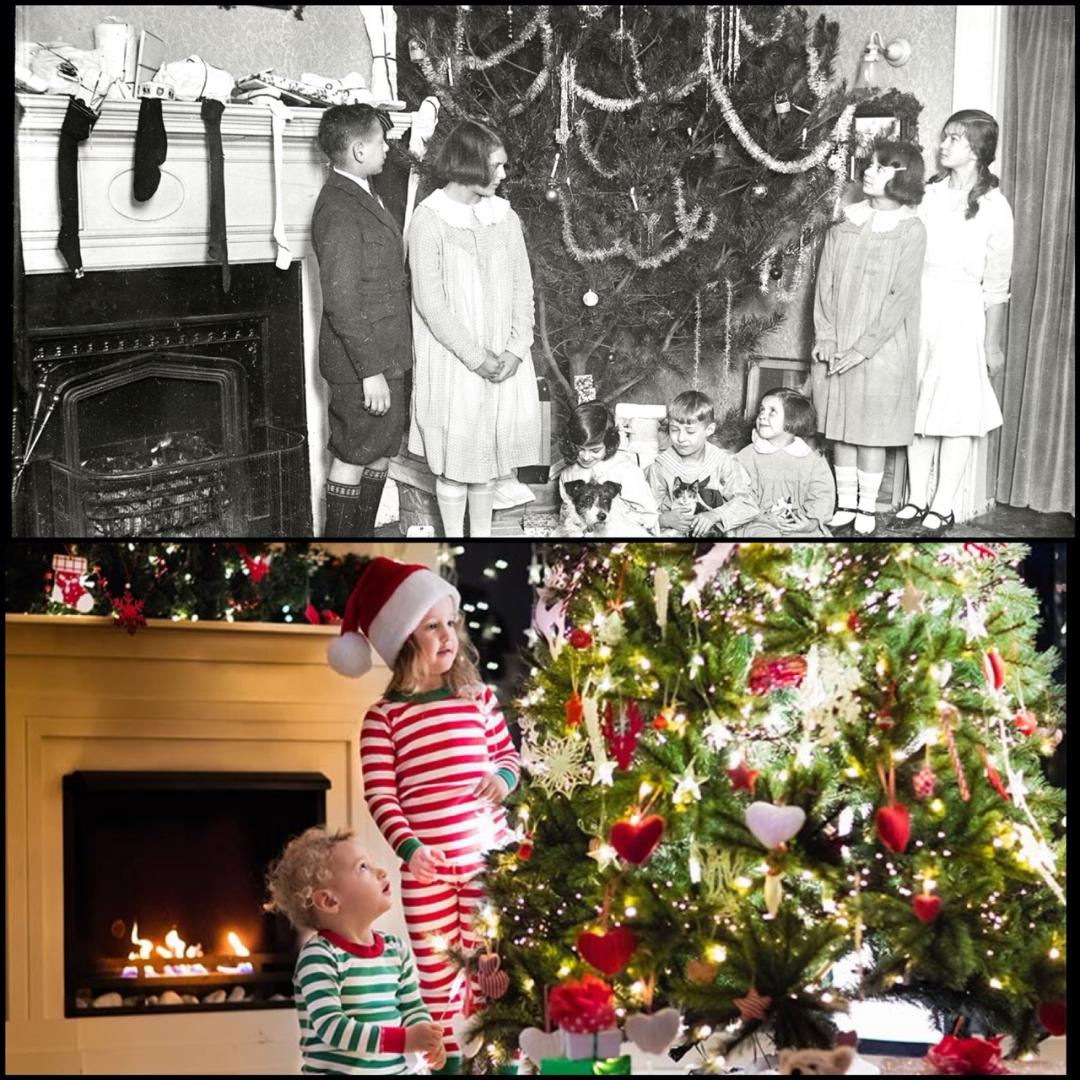 1919 Vs. 2019: The Holidays 100 Years Ago, Compared To Today