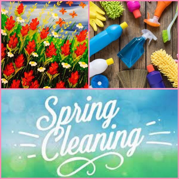 It's Time For Some Spring Cleaning!