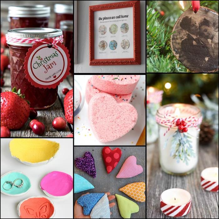 Handmade Gifts Are The Best! Check Out These Ideas!