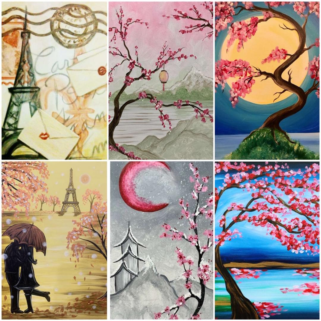Series Paintings You're Going To LOVE!