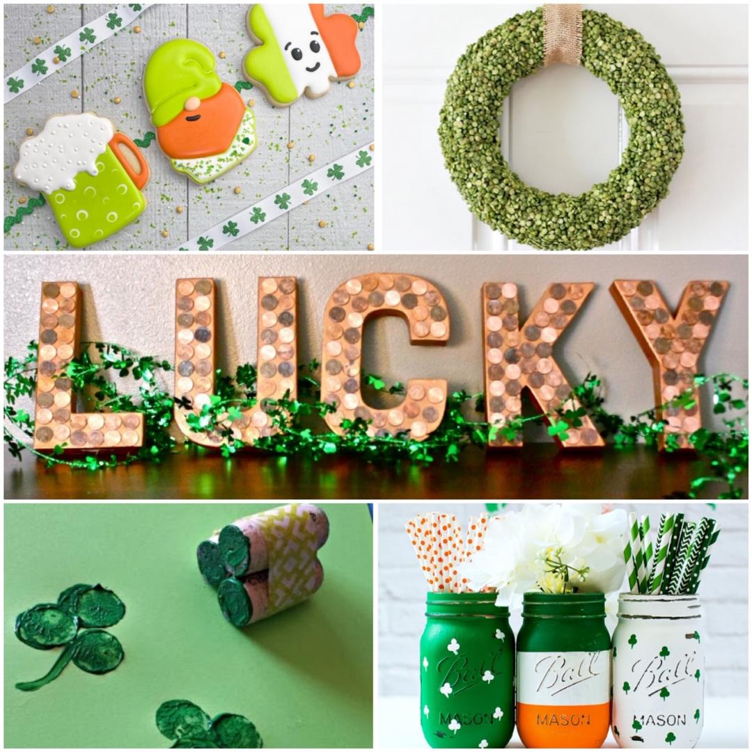 DIY St. Patrick's Day Crafts!