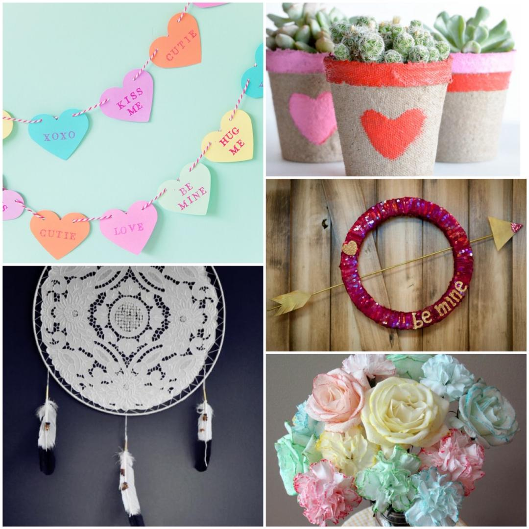 DIY Valentine's Day Crafts And Gifts You'll LOVE!