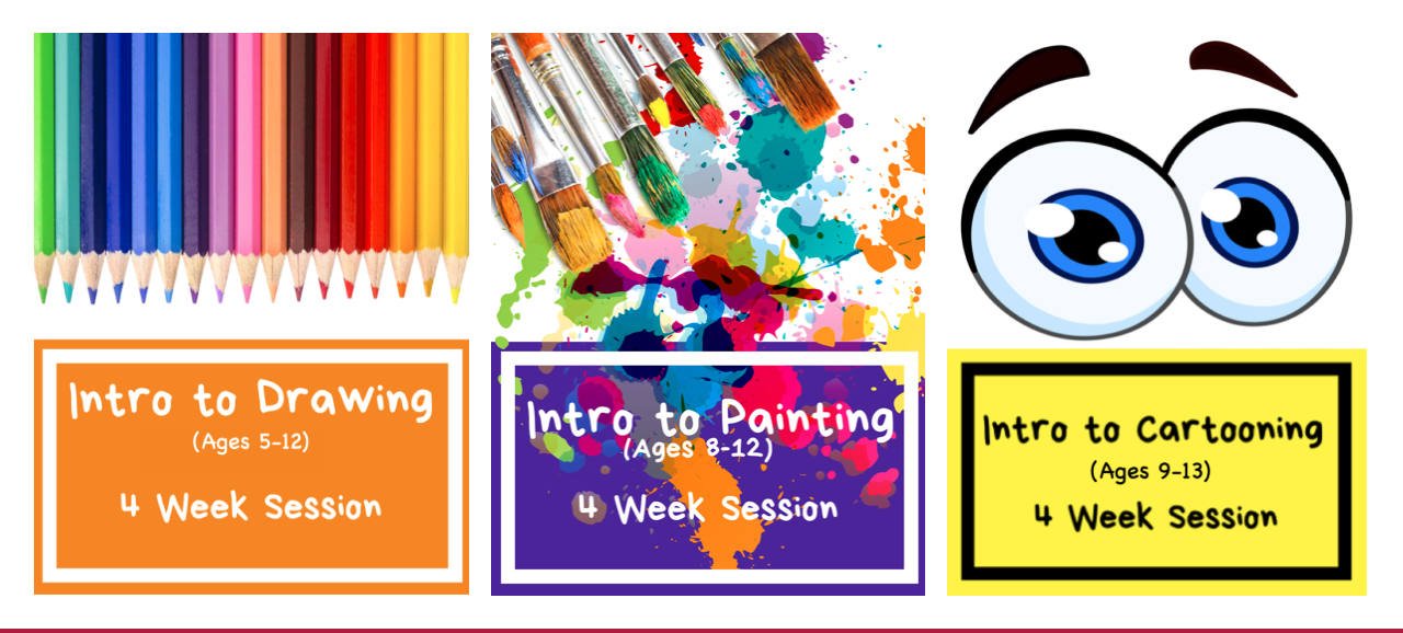 art lessons, painting, drawing, fine art