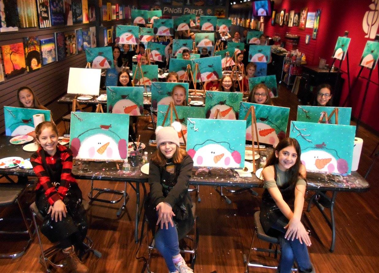 teen art classes in Clifton NJ