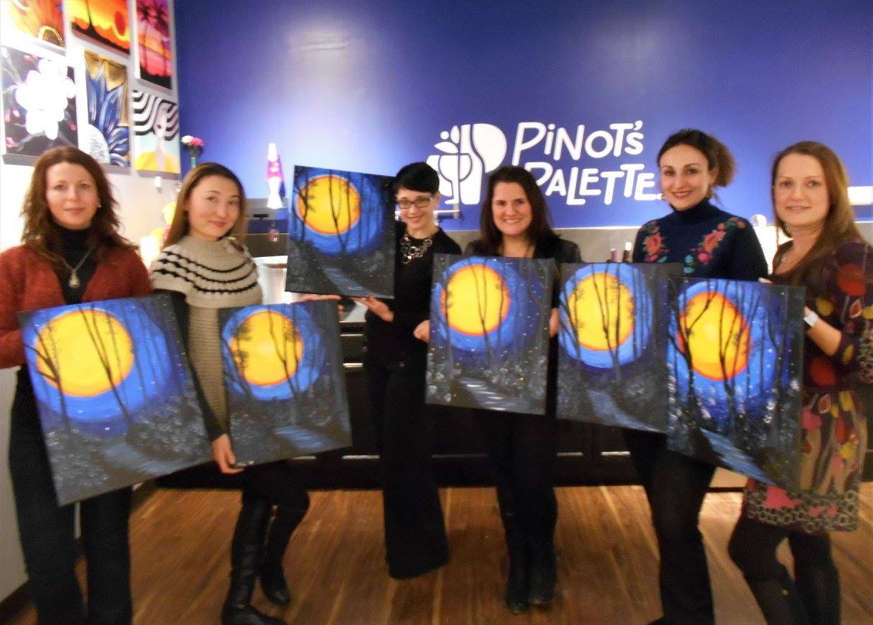 unique art classes in Clifton NJ