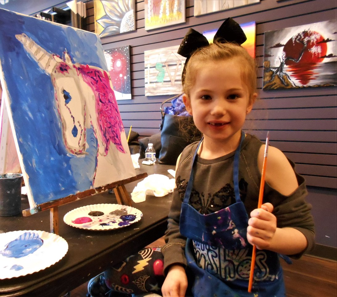 art classes in Clifton NJ offer more than paint by number