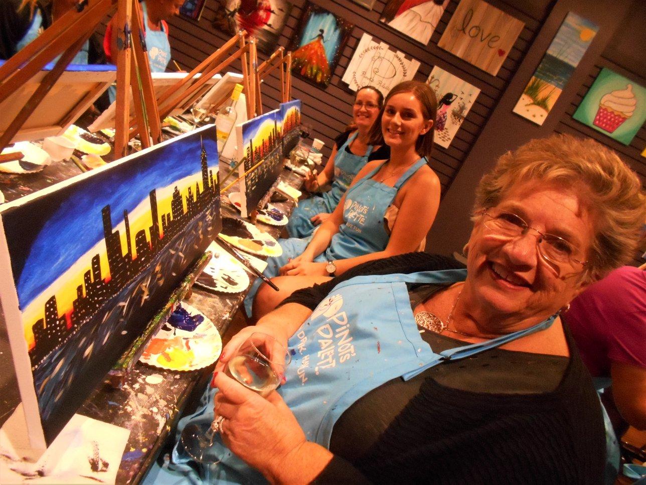 art classes in Wayne NJ for retirees