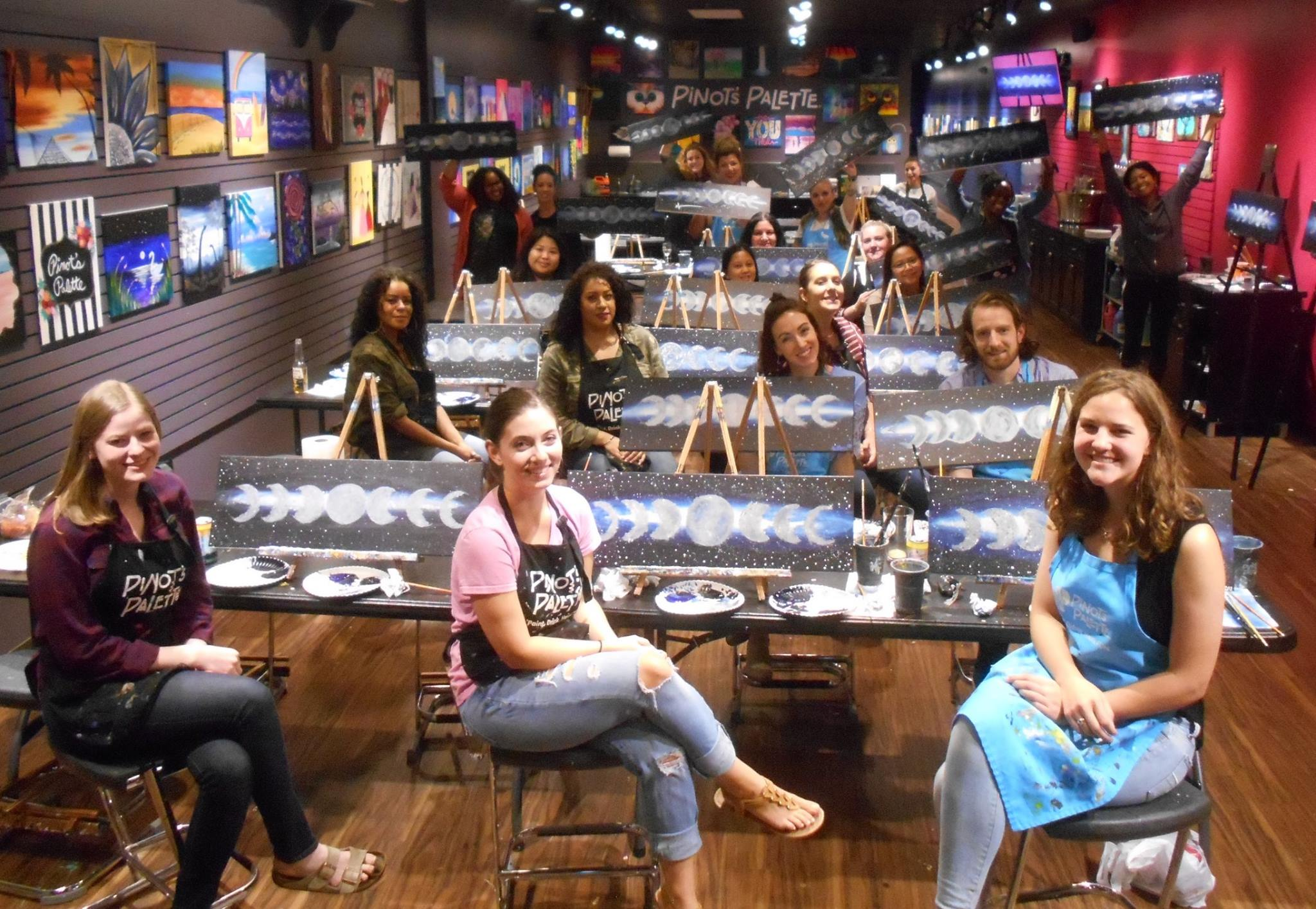 celebrate your birthday with art classes in Clifton NJ
