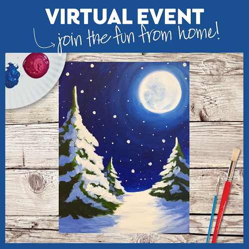 Alpine Moon -  Live Virtual Event or Watch Recording Later
