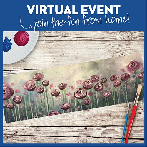 Blooming Violet -  Live Virtual Event or Watch Recording Later