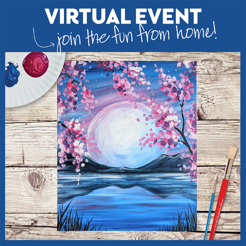 Blossom Moon River -  Live Virtual Event or Watch Recording Later