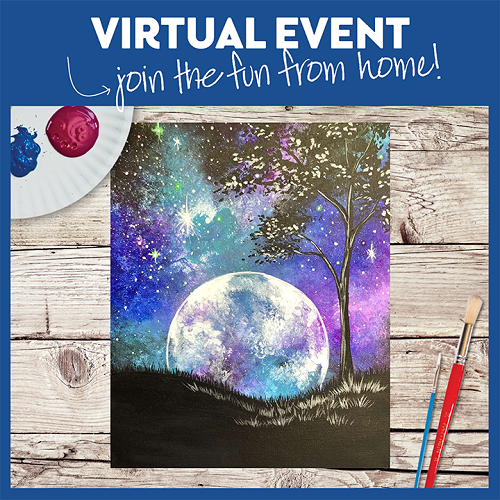 Celestial Evening -  Live Virtual Event or Watch Recording Later