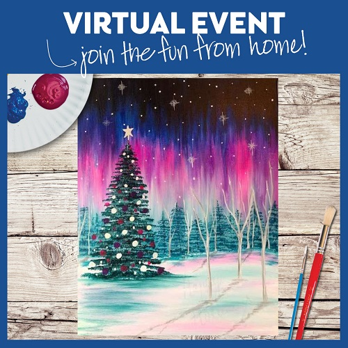 Christmas Aurora  -  Live Virtual Event or Watch Recording Later