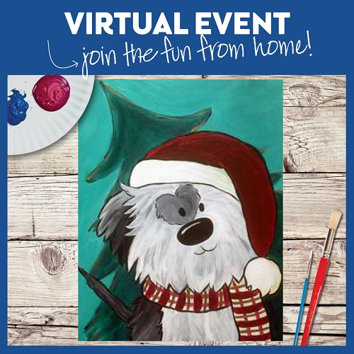 Christmas Bandit  -  Live Virtual Event or Watch Recording Later