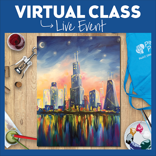 City Reflections  -  Live Virtual Event or Watch Recording Later