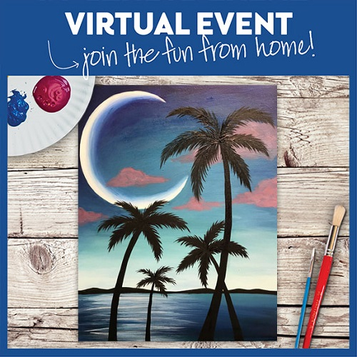 Crescent Palms -  Live Virtual Event or Watch Recording Later