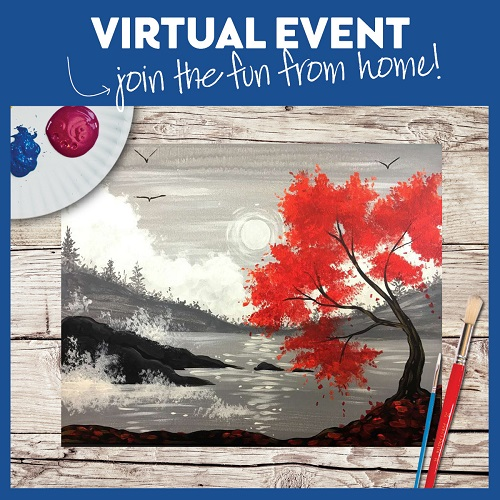 Fire and Mist  -  Live Virtual Event or Watch Recording Later