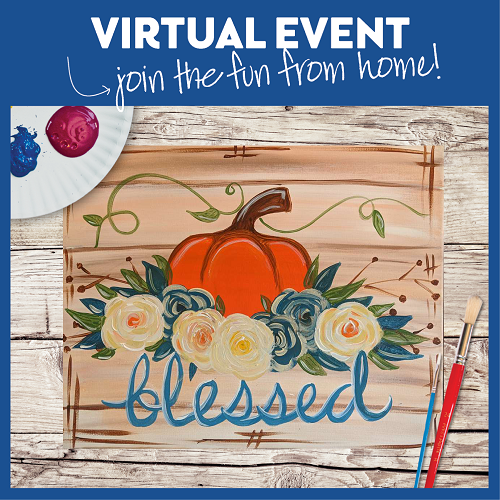Harvest Blessings -  Live Virtual Event or Watch Recording Later
