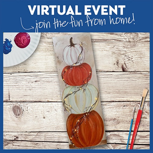 Illuminating Pumpkins -  Live Virtual Event or Watch Recording Later